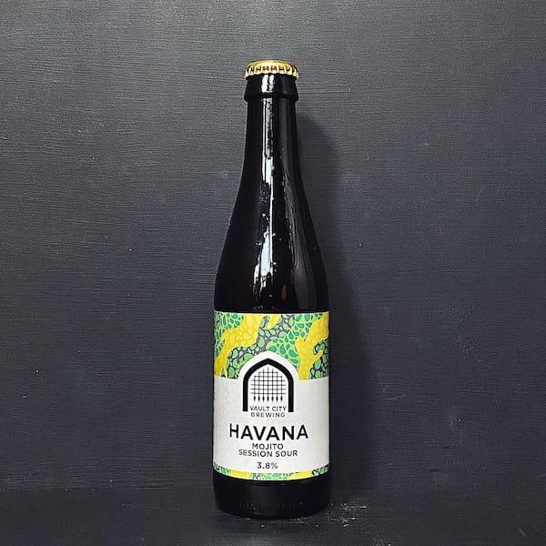 Vault City Havana Session Sour Scotland vegan