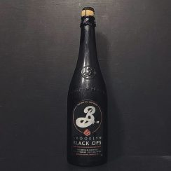 Brooklyn Black Ops Four Roses Bourbon Barrel Aged Imperial Stout USA vegan