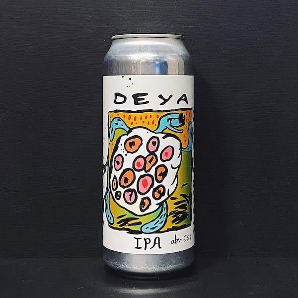 Deya Stranger Still IPA Cheltenham vegan