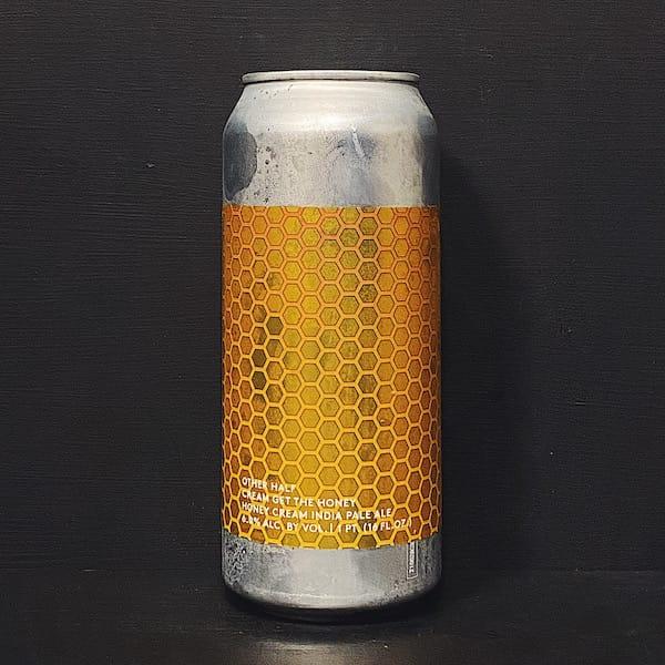 Other Half Cream Get The Honey Citra Honey Cream India Pale Ale. USA