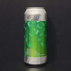 Other Half Double Dry Hopped Stacks On Stacks Double Dry Hopped Imperial India Pale Ale. USA NYC vegan