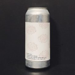 Other Half Tremendous Cream Imperial Oat Cream India Pale Ale. USA NYC