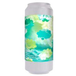 Other Half Triple Motueka Daydream Imperial Oat Cream India Pale Ale. NYC USA