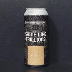 Pentrich Shine Like Trillions Imperial IPA Derbyshire vegan