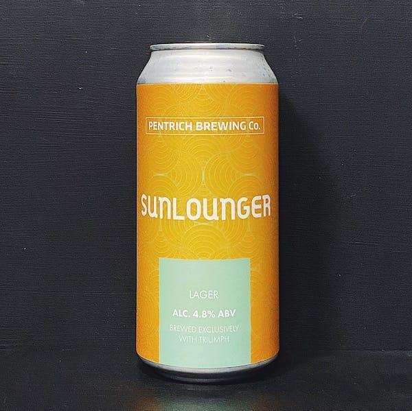 Pentrich Sunlounger Lager Derbyshire vegan