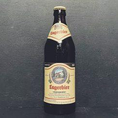 Brauerei Knoblach Lagerbier Germany vegan