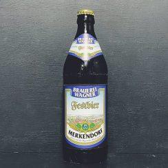 Brauerei Wagner Festbier Germany vegan
