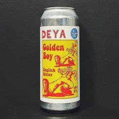 Deya St Mars of the Desert Golden Boy English Bitter Cheltenham vegan